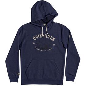 Quiksilver Big Logo Hættetrøje Herrer, blå